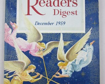 Reader's Digest Magazine, December 1959