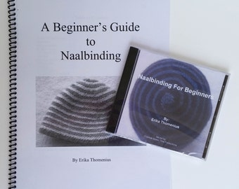 Book: A Beginner's Guide To Naalbinding