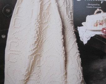 Crochet Leaflet - Arabesque