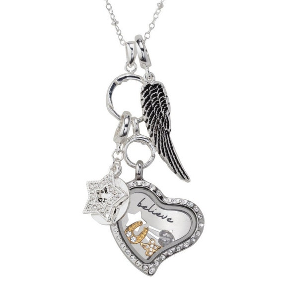 Make Your Own Charm Bracelets: Create Your Own Charm Locket Masterpiece: Choose By