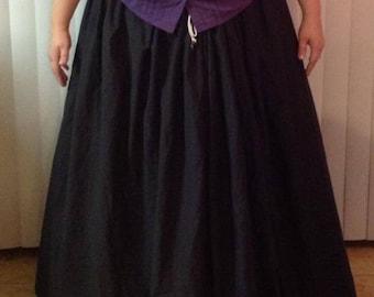 Renaissance Skirt Black
