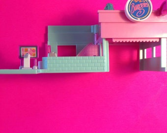 Polly Pocket Restaurant