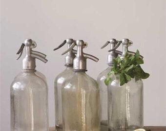 Vintage Seltzer Bottle