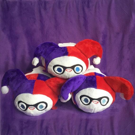 Harley Quinn Tsum Tsum Plush Jester Plush Toy Stackable