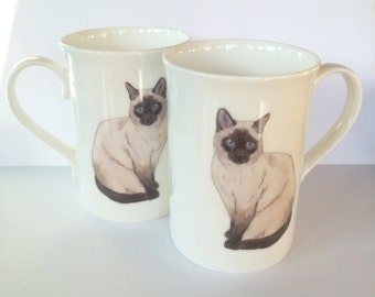 Siamese Cat Mug