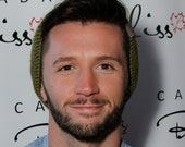 Travis Wall from So You Think You Can Dance in Canada Bliss Fundamental Hat - Crochet Knit Merino Beanie Multiple Colours
