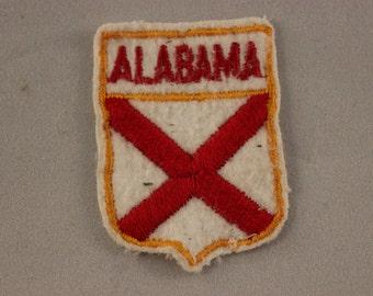 Vintage Alabama Patch