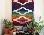 Mountain and Mesa Wall Hanging Crochet Pattern, PDF Instant Download, Non-Profit Shop, Wall Art, Afghan, Rug