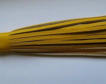 Handmade Leather Tassel