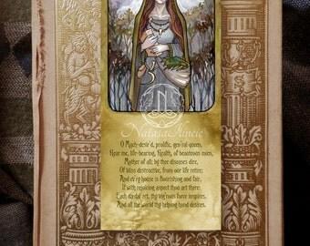 Goddess bookmark - Health