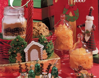 Country Woman Christmas 2000 from Country Woman magazine | Christmas Craft Book