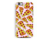 Pizza phone case Protective iPhone 6 Case Pizza iPhone 6 Case Protective covers bumper iphone case Protective case meme iphone case