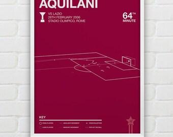 Alberto Aquilani vs Lazio Giclee Print -- [84]