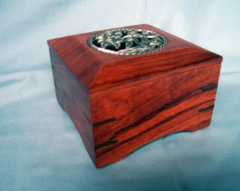 Keepsake Box-Potpourri Holder-Wedding Gift-Housewarming Gift-Home Sweet Home-Birthday Gift-Gift For Her-Anniversary Gift