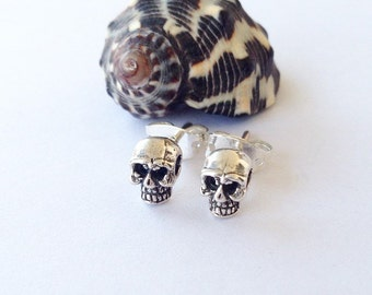 Skull Studs // Was 20.00 Now 10.00