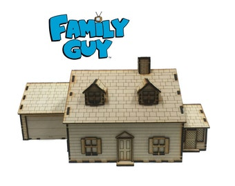 Family Guy Model Kit