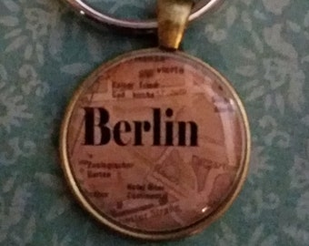 Berlin Key Ring