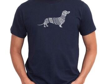 Dachshund Artistic T-Shirt