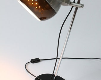 70s TABLE LAMP from the Netherland  mid century vintage