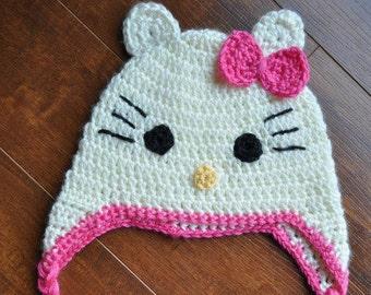 Crochet Abby Cadabby Sesame Street Fairy Hat