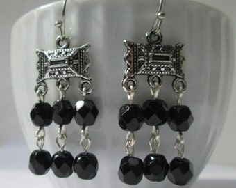 Chandelier Dangle Earrings