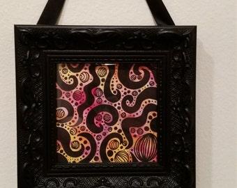 Abstract - Swirls