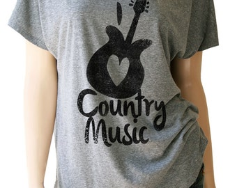 I Love Country Music. Country Shirts. Country Music. Country Shirt. Festival. Country Concert Shirt. Country Girl Shirt. Music Festival.