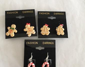 Christmas Treat Earrings!