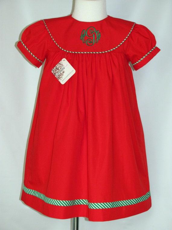 Christmas dress baby girl red christmas dress infant girl christmas