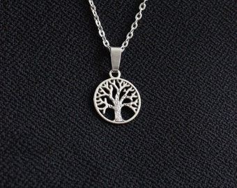 Once Upon a time Regina Apple Tree SPECIAL EDITION Necklace silver handmade