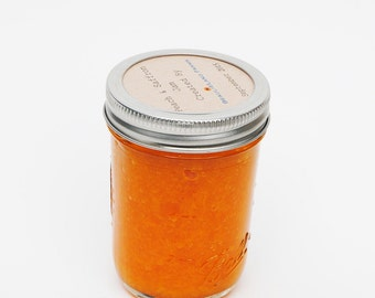 Peach Saffron Jam
