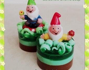 Gardeners Gnome Shea Butter and Aloe Vera Soap