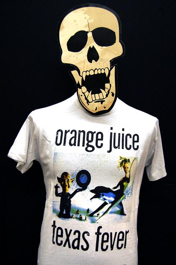 Orange Juice Texas Fever