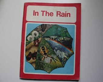In the Rain School Reader 1977 by Bouchard, Dean, Kambeitz and Roth