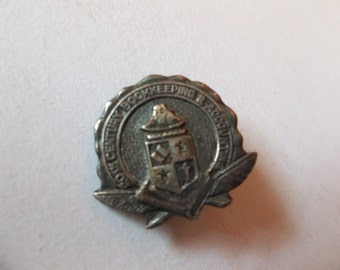 20th Century Bookkeeping & Accounting  vintage Pin
