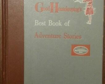 Good Housekeeping Best Book of Adventure Stories 1957
