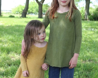 Kid Tunic / Organic Cotton and Hemp