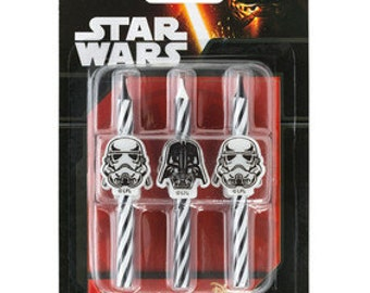 Star Wars Icon Candles