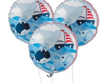 Sailor's Nautical Balloons