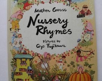 Mother Goose Nursery Rhymes Gyo Fujikawa 1976