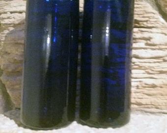 Cobalt Tumblers - Set of 2
