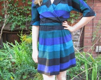 Nu-Mode Striped Dress