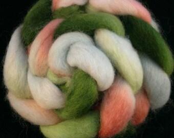 Meadow Elf Norwegian wool top
