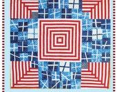 New Glory -- A Fresh New Urban Folk Pattern from Blue Nickel Studios