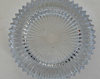 Candle Holder Heavy Crystal