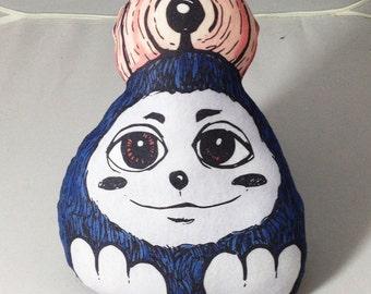 Pynx - Monster Plush/Pillow