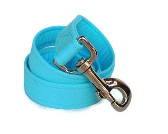 Sky Blue Dog Leash