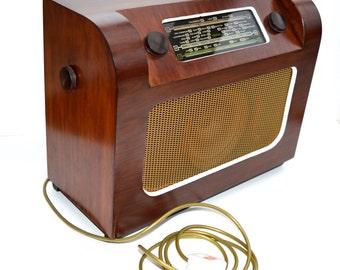 1950 Ferguson 238A Radio LW MW AM Vintage Valve Radio Vintage Radio Ferguson Radio Corporation Ltd