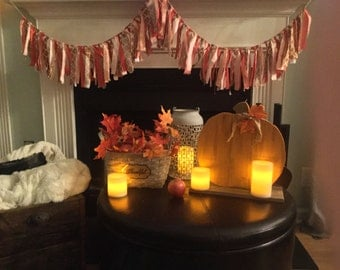 Whimsical Fabric Garlands