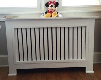 Custom Wood Radiator Cover